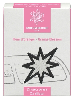 Car Diffuser Orange Blossom