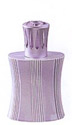 Lavender Flask Lamp